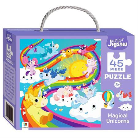 Junior Jigsaw Small: Magical Unicorns