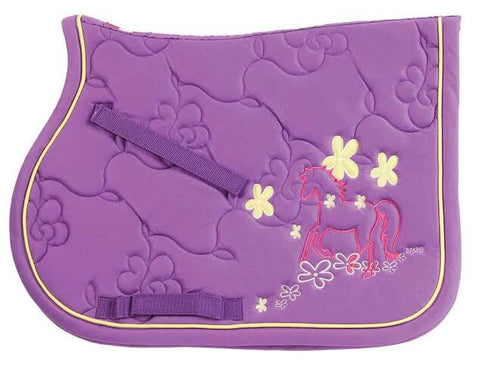 Zilco Pretty Saddle Cloth - Pony