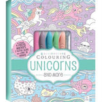 Kaleidoscope Colouring Unicorns Narwhals & More