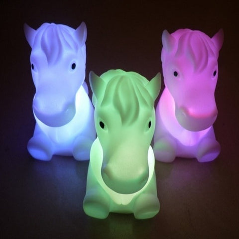 Pony Mini Night Light