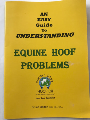 Equine Hoof Problems Booklet
