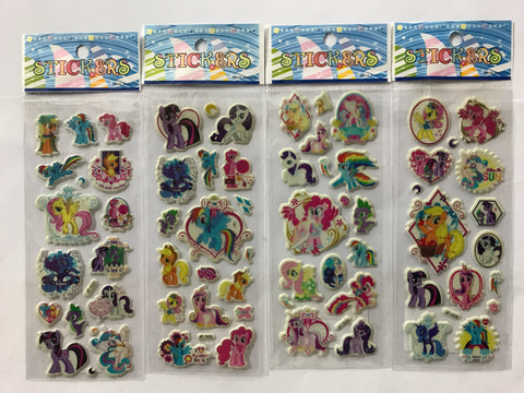 My Little Pony Stickers (assorted)