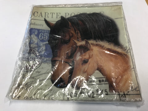Horse Side Plate (2 pack)