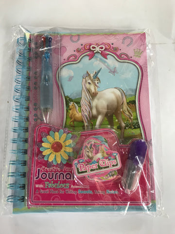 Peco Unicorn Fun Journal