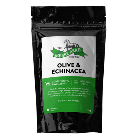 Equine Herb Co Olive and Echinacea