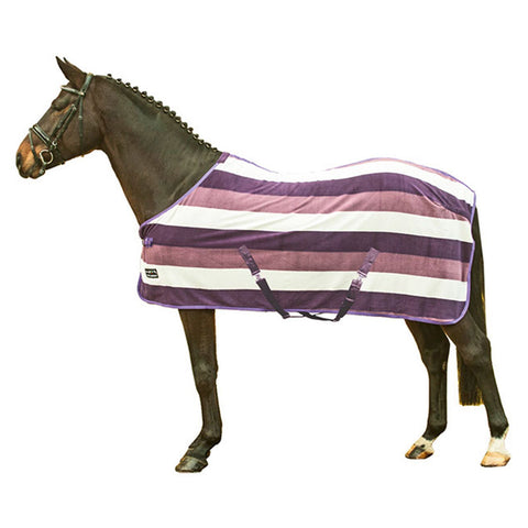 HKM Striped Polar Fleece