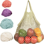 Reuseable String Shopping Bag
