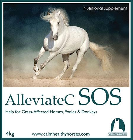 Calm Healthy Horses Alleviate C SOS