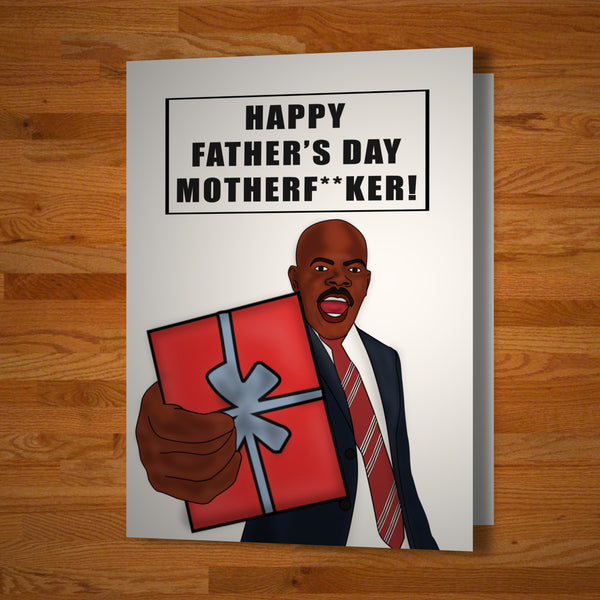 """Mfer"" Fathers' Day Card"