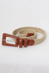 Braided Belt - S/M