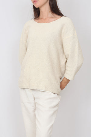 American Apparel reversible sweater