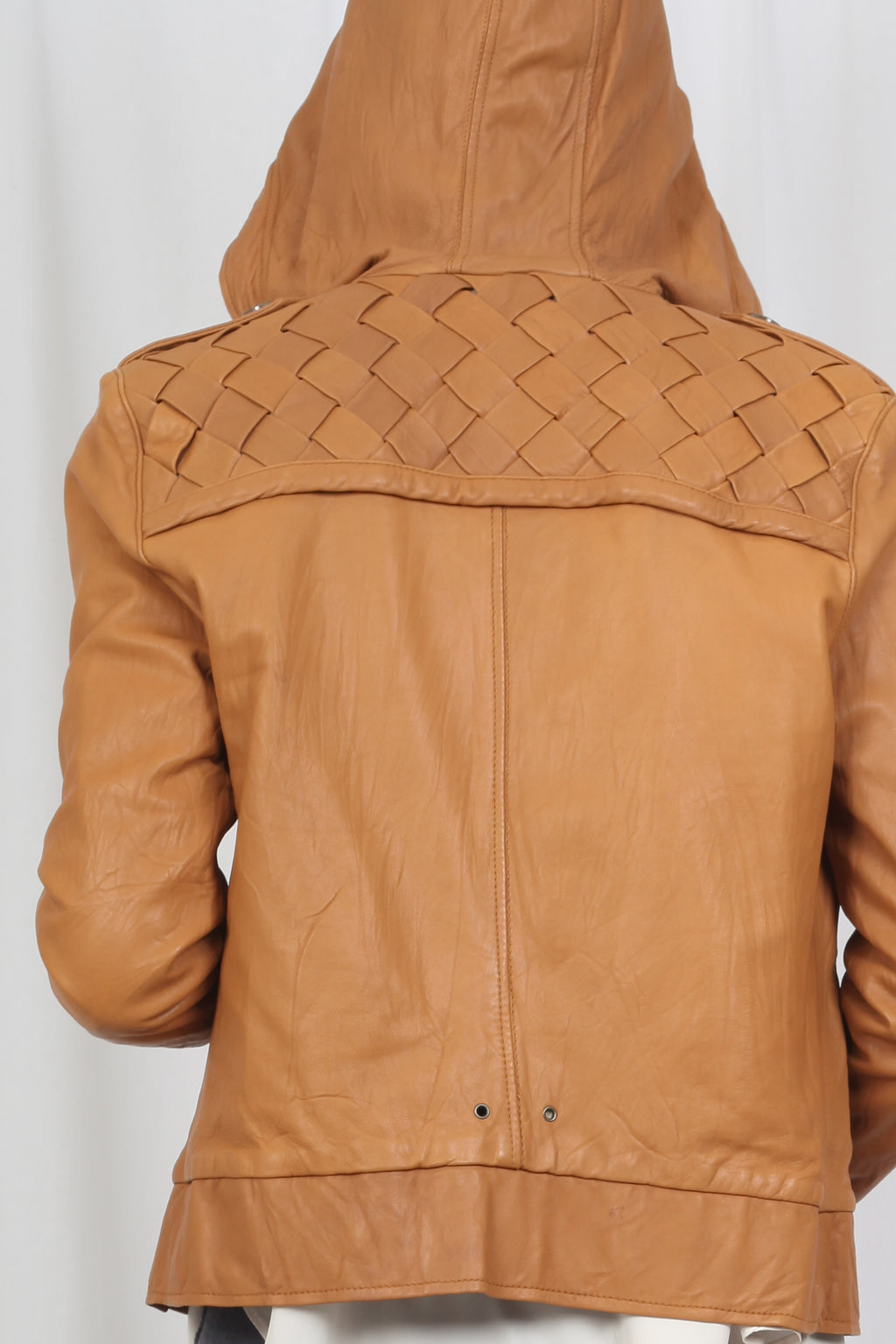 Mike & Cris leather jacket - M