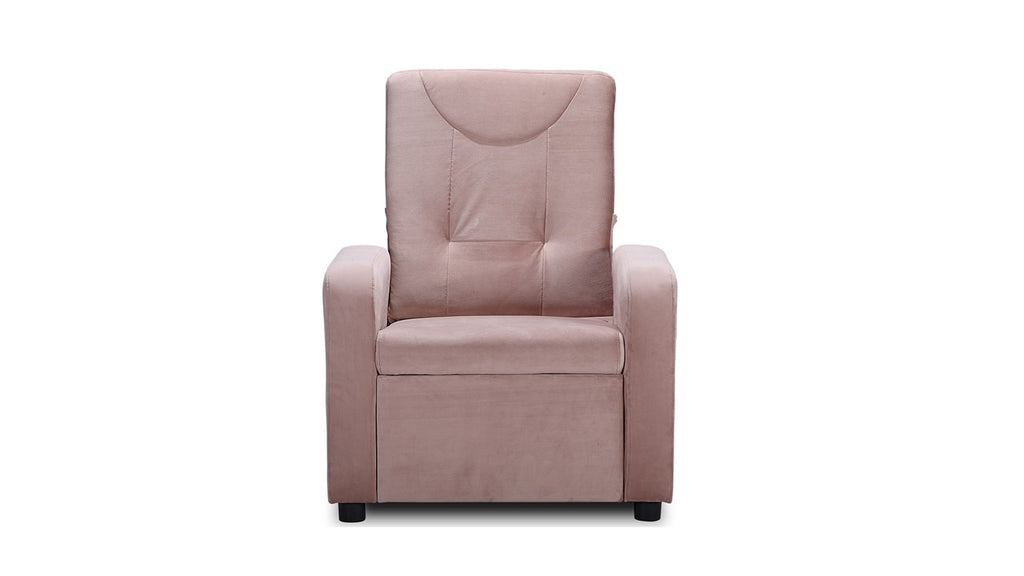 Reclining Single Sofa Chair Simulated Pu Leather Sff210 Sunhosg