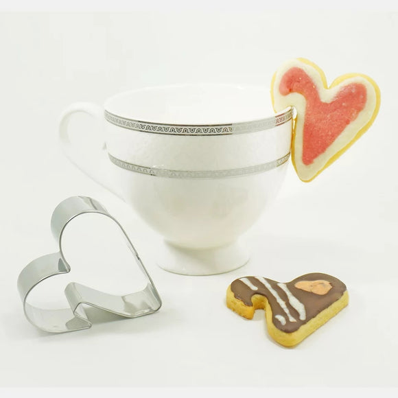 Mini Heart Cutter - Cup Hugger