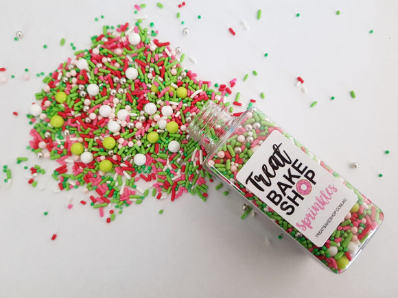 Feeling Festive | Christmas Sprinkle Mix