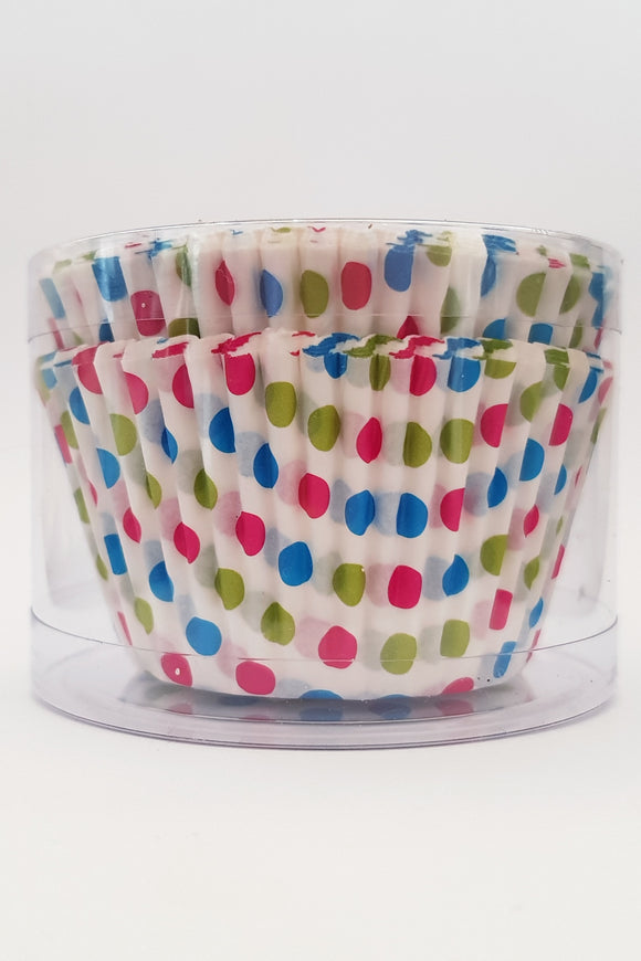 Summertime Spots 48pk | Cupcake Liners