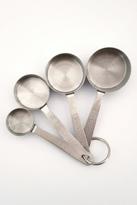 Stainless Steel Measuring Spoon Set