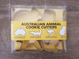 Australian Animals Cookie Cutter Set