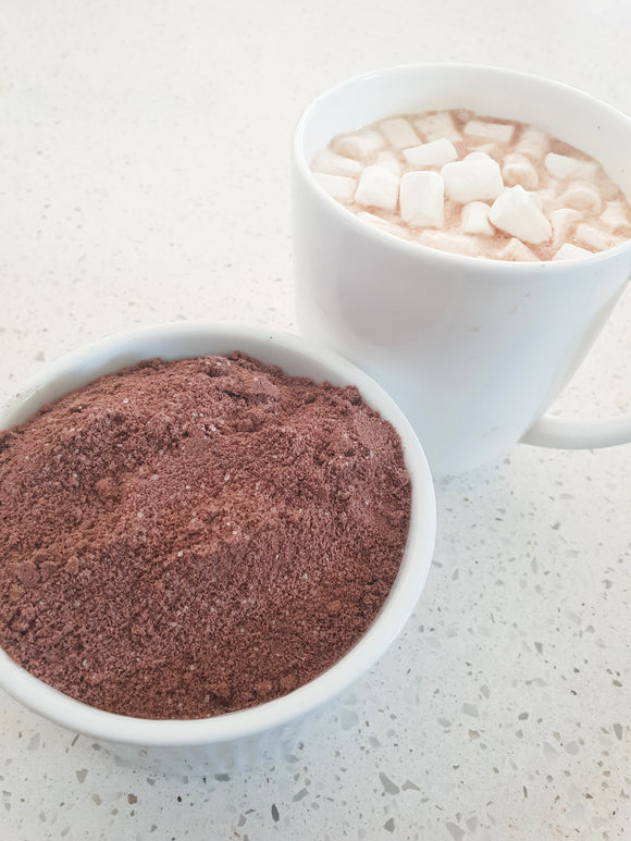 Gourmet Hot Chocolate Mix | Bake at Home
