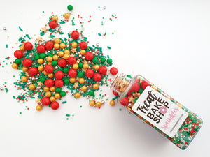 Yuletide | Christmas Sprinkle Mix