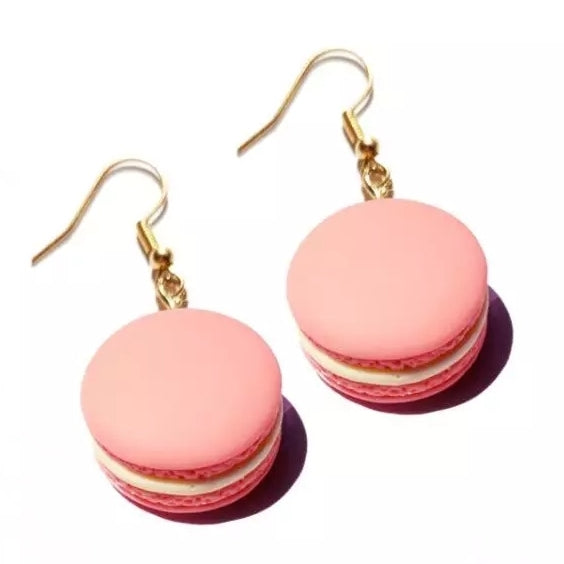 Macaron Earrings - Dangles