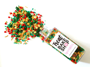 Boughs of Holly | Christmas Sprinkle Mix