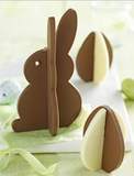 3D Easter Bunny Chocolate Mould | Easter