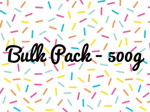 Bulk Sprinkle Mixes | 500g
