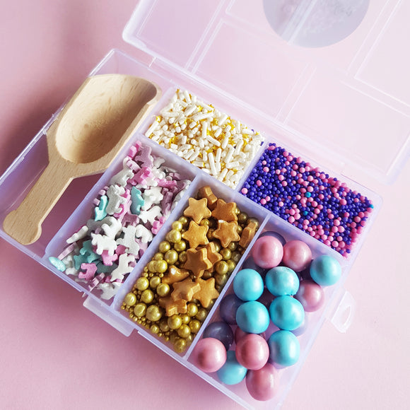 Unicorn Mini Box o' Sprinkles | Sprinkle Mix