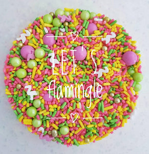 Let's Flamingle | Sprinkle Mix