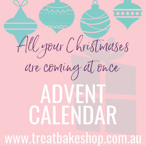 2019 Bakeshop Advent Calendar