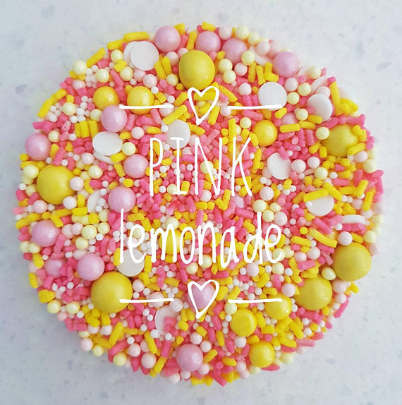 Pink Lemonade | Sprinkle Mix