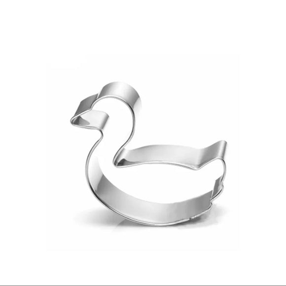 Swan Stainless Steel Cookie Cutter