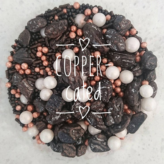 Coppercated | Sprinkle Mix