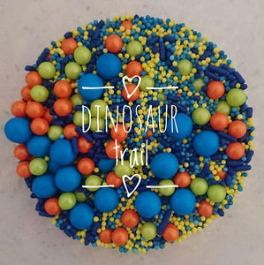 Dinosaur Trail | Sprinkle Mix