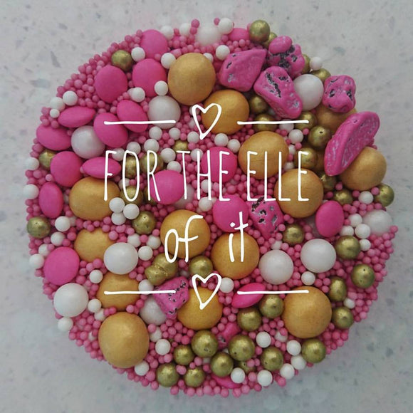 For The Elle Of It | Sprinkle Mix