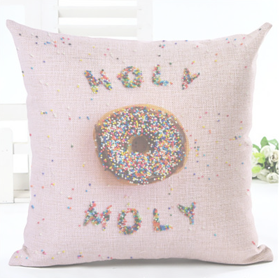 Holy Moly! Cushion Cover