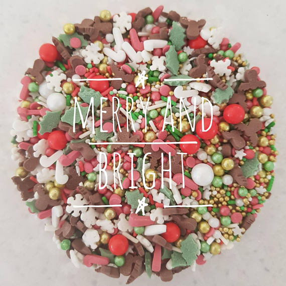 Merry & Bright  | Sprinkle Mix