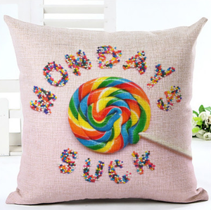 Mondays Suck! Cushion Cover