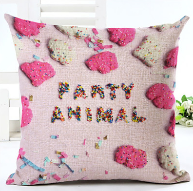 Party Animal Cushion Cover