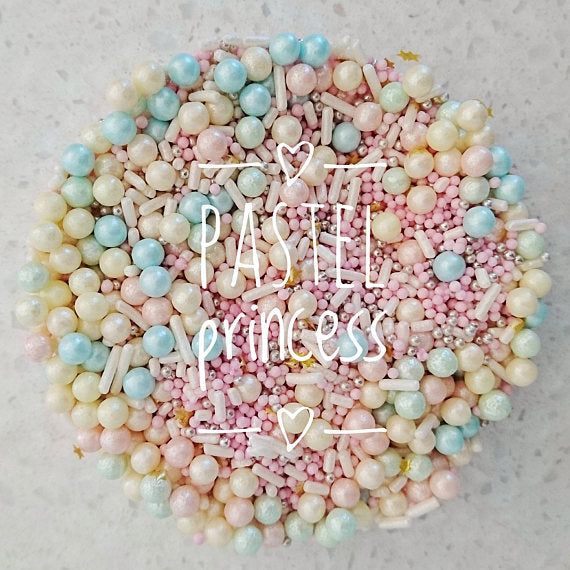 Pastel Princess | Sprinkle Mix