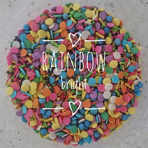 Rainbow Bright | Sprinkle Mix