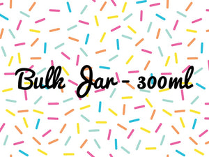 Bulk Sprinkle Mixes | 300ml Jar