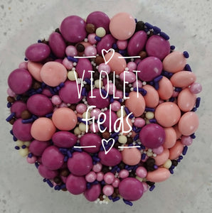 Violet Fields | Sprinkle Mix
