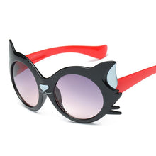 Load image into Gallery viewer, Outdoor Cat Shape Kids Sunglasses - Mix Colors