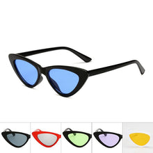 Load image into Gallery viewer, Womens Wholesale Hipster Tear Drop Cat Eye Lens Plastic Sunglasses - Mix Colors