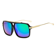 Load image into Gallery viewer, New Squared Aviators Wholesale Bulk Sunglasses - Mix Colors