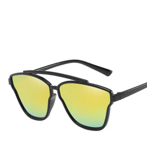 Sleek Street Savvy Distinctive Super Chic Sunglasses - Mix Colors