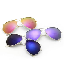Load image into Gallery viewer, Retro Cool Bright and Colorful Round Sunnies - Mix Colors