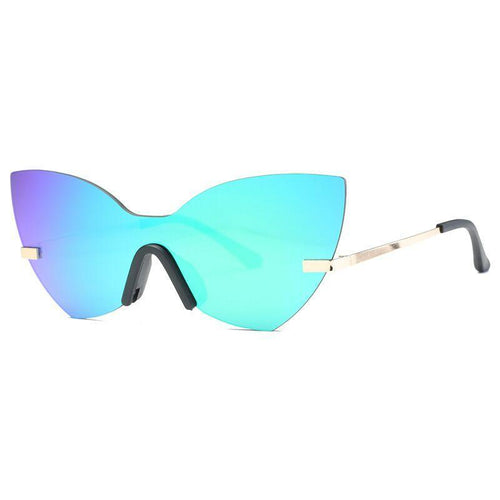 Avant-garde Style Sunglasses - Mix Colors